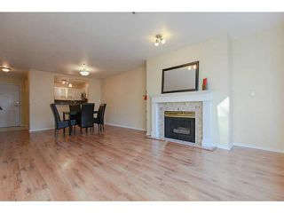 """Photo 1: 201 2340 HAWTHORNE Avenue in Port Coquitlam: Central Pt Coquitlam Condo for sale in """"BARRINGTON PLACE"""" : MLS®# V1119321"""