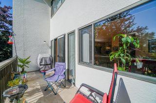 """Photo 23: 7 7353 MONTECITO Drive in Burnaby: Montecito Townhouse for sale in """"Villa Montecito"""" (Burnaby North)  : MLS®# R2605768"""