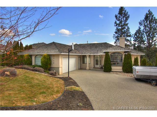 Main Photo: 2249 Lillooet Crescent in Kelowna: Other for sale : MLS®# 10043907