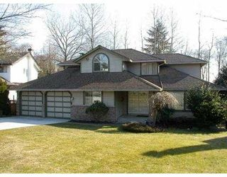 Photo 1: 5555 BRAELAWN Drive in Burnaby: Parkcrest House for sale (Burnaby North)  : MLS®# V753197