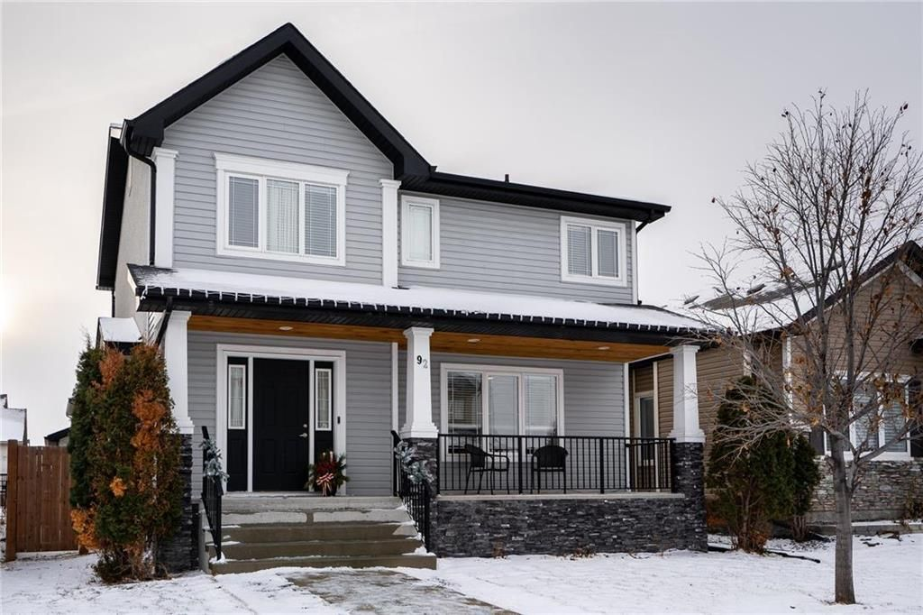 Main Photo: 92 Beachham Crescent in Winnipeg: Bridgwater Forest Residential for sale (1R)  : MLS®# 202029632