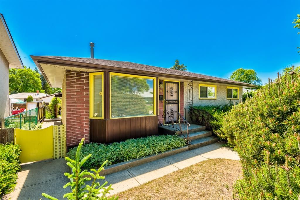 Main Photo: 99 Franklin Drive in Calgary: Fairview Detached for sale : MLS®# A1121296