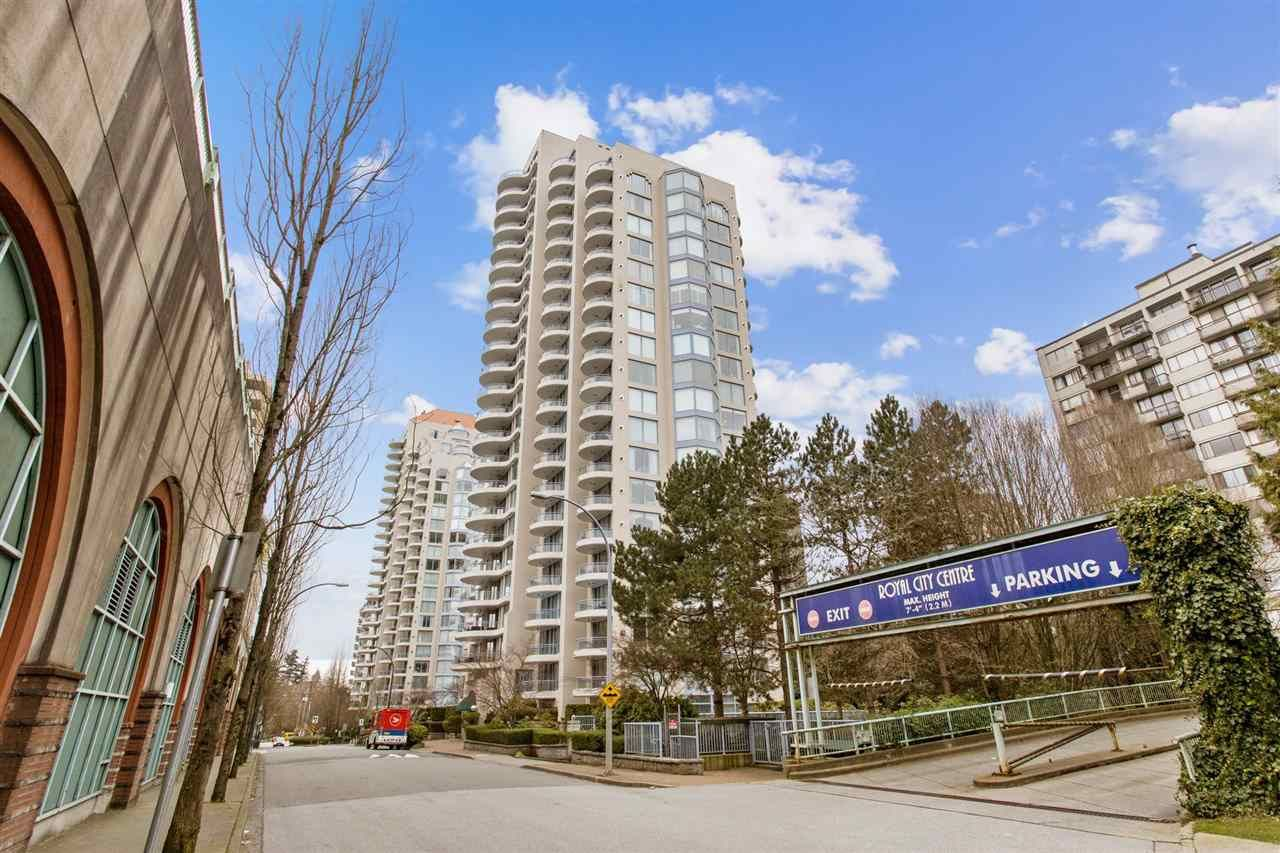 Main Photo: 2002 719 PRINCESS Street in New Westminster: Uptown NW Condo for sale : MLS®# R2561482