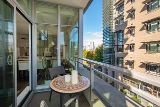 """Photo 14: 410 181 W 1ST Avenue in Vancouver: False Creek Condo for sale in """"The Brook"""" (Vancouver West)  : MLS®# R2614809"""