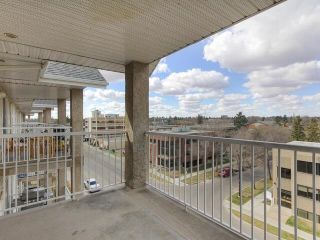 Photo 15: 511 10535 122 Street NW in Edmonton: Zone 07 Condo for sale : MLS®# E4242725