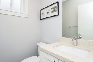 """Photo 14: 40 6971 122 Street in Surrey: West Newton Townhouse for sale in """"Aura"""" : MLS®# R2120843"""