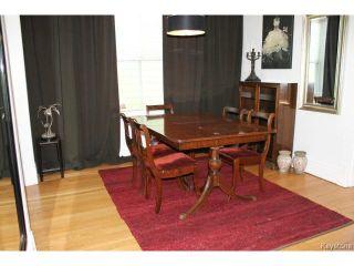 Photo 4: 645 Ashburn Street in WINNIPEG: West End / Wolseley Residential for sale (West Winnipeg)  : MLS®# 1412806