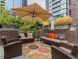 Photo 26: 100 1068 HORNBY STREET in Vancouver: Downtown VW Townhouse for sale (Vancouver West)  : MLS®# R2615995