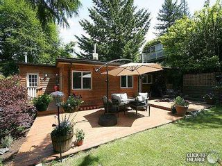 Photo 2: 6472 MARINE Drive in West Vancouver: Horseshoe Bay WV House for sale : MLS®# V910123