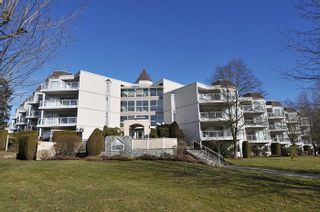 """Photo 2: 417 1219 JOHNSON Street in Coquitlam: Canyon Springs Condo for sale in """"MOUNTAINSIDE PLACE"""" : MLS®# R2135462"""