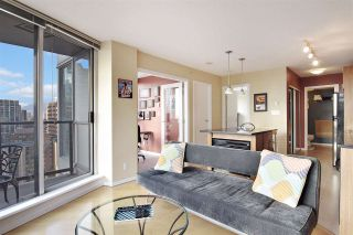 """Photo 3: 1808 1155 SEYMOUR Street in Vancouver: Downtown VW Condo for sale in """"THE BRAVA"""" (Vancouver West)  : MLS®# R2541417"""