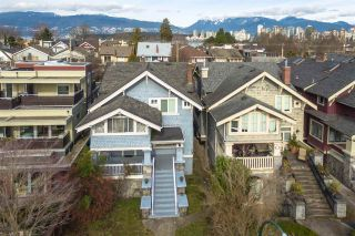 """Photo 2: 1935 WHYTE Avenue in Vancouver: Kitsilano House for sale in """"Kits Point"""" (Vancouver West)  : MLS®# R2544125"""