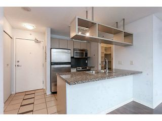 """Photo 4: 605 1082 SEYMOUR Street in Vancouver: Downtown VW Condo for sale in """"FREESIA"""" (Vancouver West)  : MLS®# V1140454"""