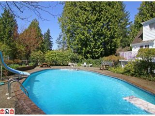 Photo 2: 3023 BALSAM CR in Surrey: Elgin Chantrell House for sale (South Surrey White Rock)  : MLS®# F1110533