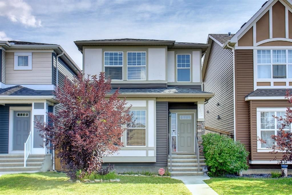 Main Photo: 132 Evansborough Way NW in Calgary: Evanston Detached for sale : MLS®# A1145739