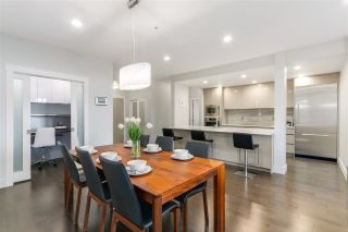 """Photo 3: 406 6333 LARKIN Drive in Vancouver: University VW Condo for sale in """"Legacy"""" (Vancouver West)  : MLS®# R2321245"""
