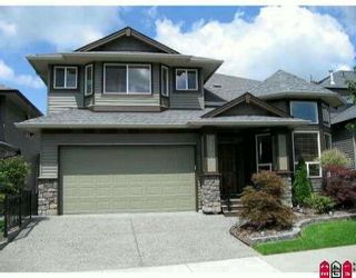 """Photo 1: 21683 90A Avenue in Langley: Walnut Grove House for sale in """"Madison Park"""" : MLS®# F1002997"""