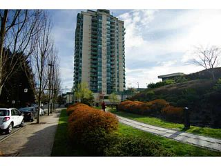 "Photo 1: 1205 1148 HEFFLEY Crescent in Coquitlam: North Coquitlam Condo for sale in ""CENTURA"" : MLS®# V1112915"