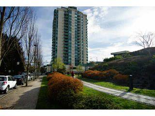"Photo 1: 1205 1148 HEFFLEY Crescent in Coquitlam: North Coquitlam Condo for sale in ""CENTURA"" : MLS®# V1112915"