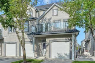 Main Photo: 35 Simcoe Place SW in Calgary: Signal Hill Row/Townhouse for sale : MLS®# A1105450