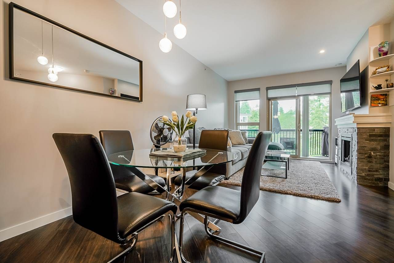 """Photo 7: Photos: 418 1150 KENSAL Place in Coquitlam: New Horizons Condo for sale in """"THOMAS HOUSE BY POLYGON"""" : MLS®# R2453457"""