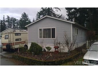 Main Photo: 25 1215 Craigflower Rd in VICTORIA: VR Glentana Manufactured Home for sale (View Royal)  : MLS®# 565978
