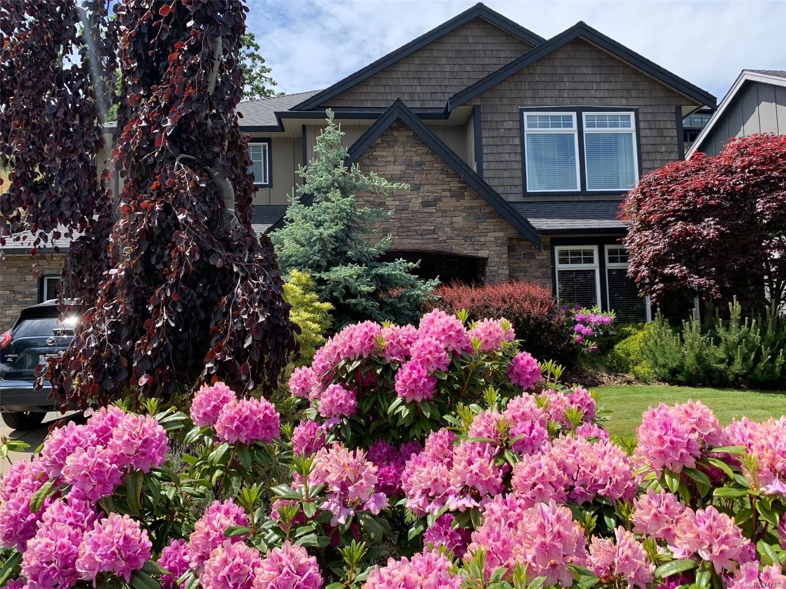 Main Photo: 1404 Grand Forest Close in : La Bear Mountain House for sale (Langford)  : MLS®# 877300