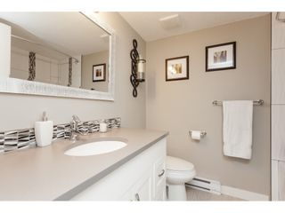 """Photo 16: 136 5641 201 Street in Langley: Langley City Townhouse for sale in """"The Huntington"""" : MLS®# R2409027"""