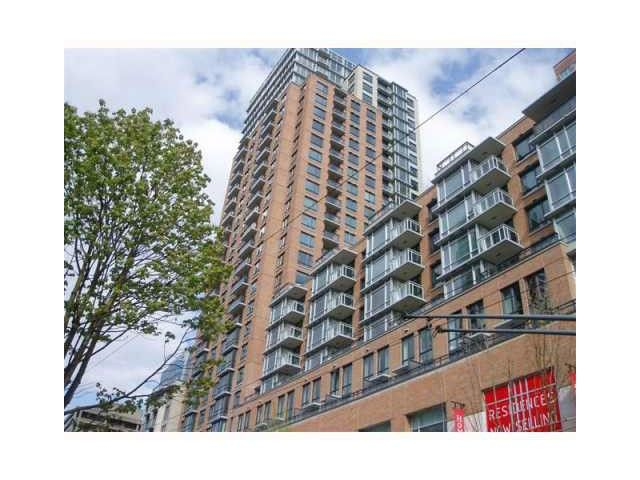 """Main Photo: 816 788 RICHARDS Street in Vancouver: Downtown VW Condo for sale in """"L'Hermitage"""" (Vancouver West)  : MLS®# V1019644"""