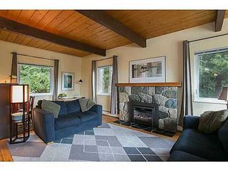 Photo 6: 4890 WATER Lane in West Vancouver: Home for sale : MLS®# V1055671