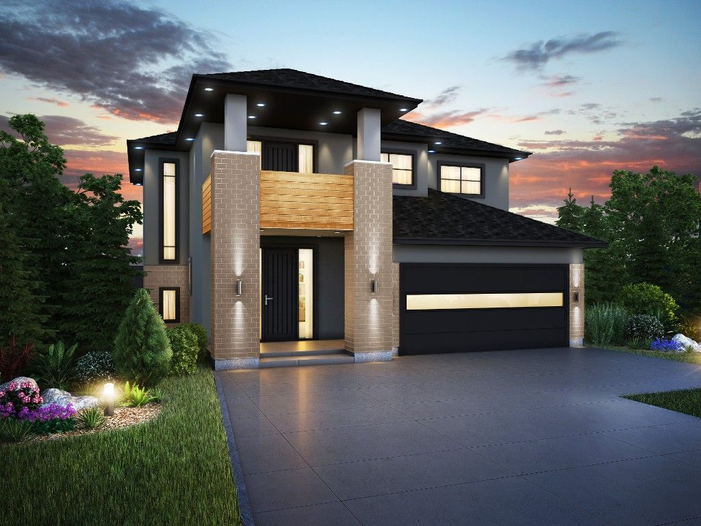10 Willow Creek Road in Bridgwater Trails built by Artista Homes