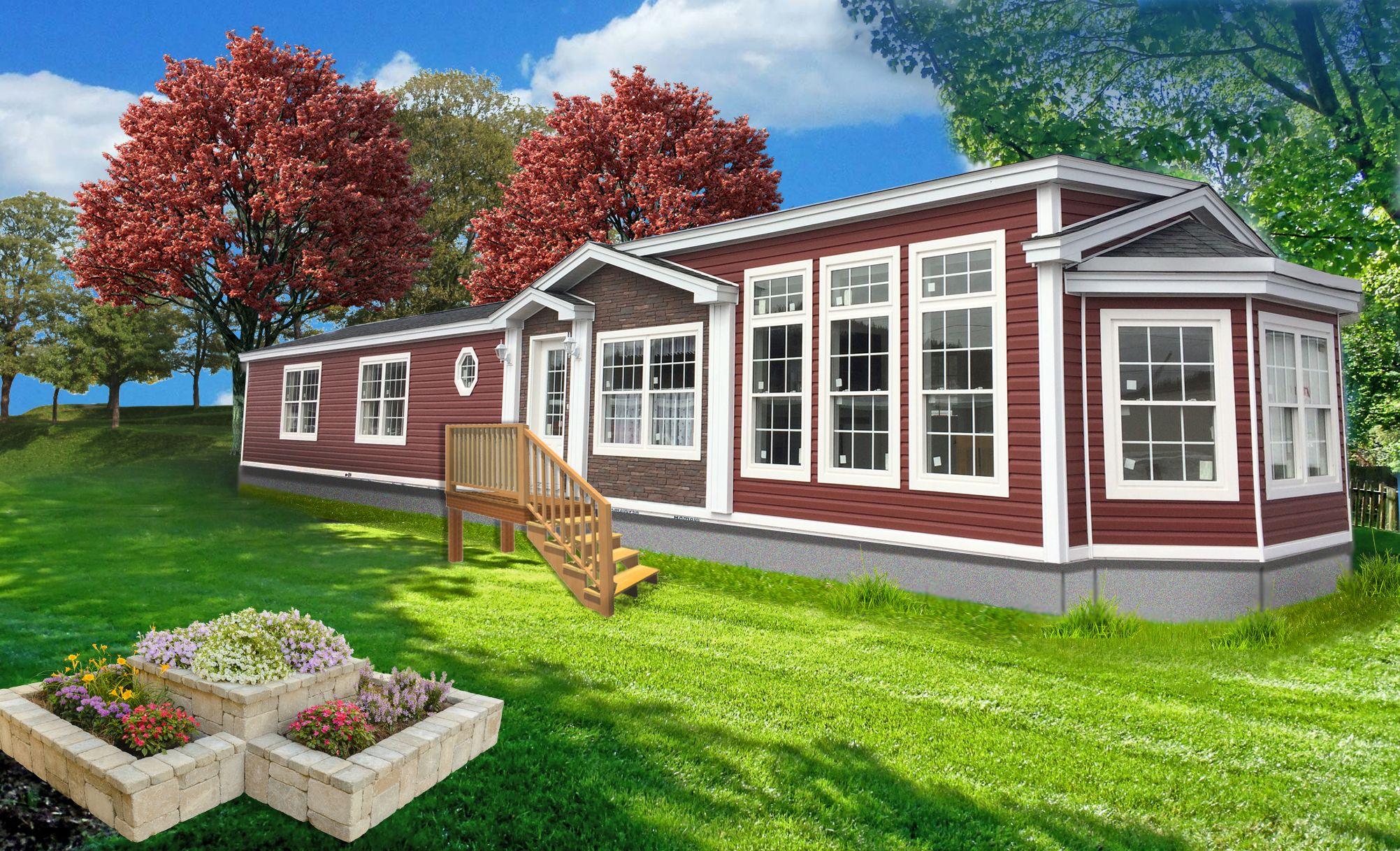 Main Photo: The Richmond (Mini Home)