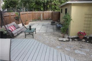 Photo 20: 290 Elm Street in Winnipeg: Residential for sale (1C)  : MLS®# 1723868