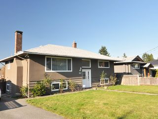 Photo 1: 338 LEROY Street in Coquitlam: Central Coquitlam House for sale : MLS®# V981040
