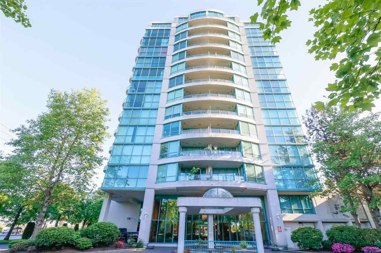 Main Photo: 608 8851 LANSDOWNE ROAD in : Brighouse Condo for sale : MLS®# R2376317