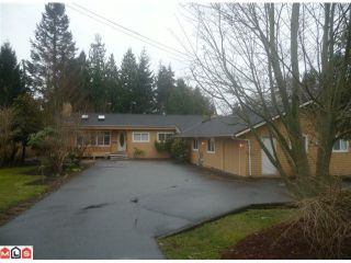 Photo 1: 12664 22ND Avenue in Surrey: Crescent Bch Ocean Pk. House for sale (South Surrey White Rock)  : MLS®# F1107428