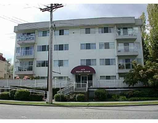 Main Photo: 103 2378 WILSON AV in Port_Coquitlam: Central Pt Coquitlam Condo for sale (Port Coquitlam)  : MLS®# V365002