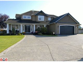 Photo 1: 3580 164TH ST in Surrey: House for sale : MLS®# F1101074