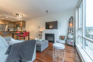 """Photo 5: 405 1690 W 8TH Avenue in Vancouver: Fairview VW Condo for sale in """"The Musee"""" (Vancouver West)  : MLS®# R2527245"""