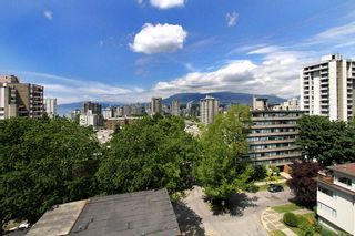 "Photo 14: # 801 1272 COMOX ST in Vancouver: West End VW Condo for sale in ""CHATEAU COMOX"" (Vancouver West)  : MLS®# V896383"