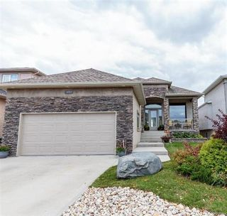 Photo 1: 171 Thorn Drive in Winnipeg: Amber Trails Residential for sale (4F)  : MLS®# 1808664