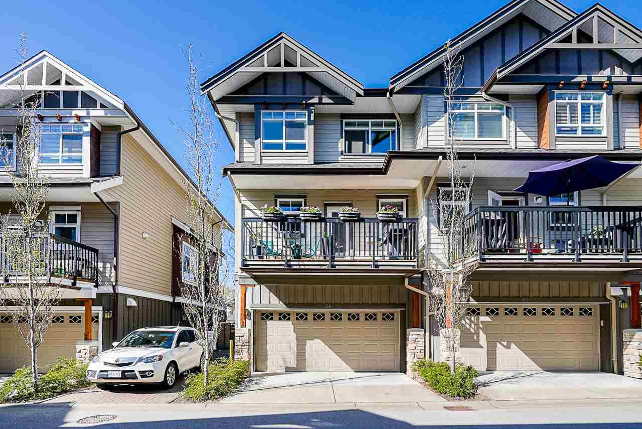"Main Photo: 54 2979 156 Street in Surrey: Grandview Surrey Townhouse for sale in ""ENCLAVE"" (South Surrey White Rock)  : MLS®# R2571200"