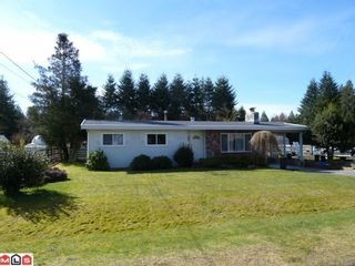 Photo 1: 24634 56A Ave in Langley: Salmon River Home for sale ()  : MLS®# F1107429