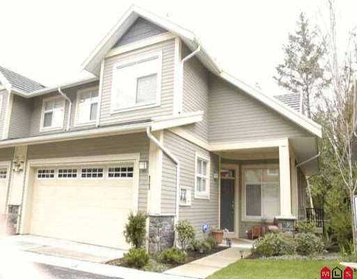 "Main Photo: 11 15255 36TH AV in Surrey: Morgan Creek Townhouse for sale in ""FERNGROVE"" (South Surrey White Rock)  : MLS®# F2606200"