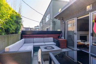 Photo 28: 1470 ARBUTUS STREET in Vancouver: Kitsilano Townhouse for sale (Vancouver West)  : MLS®# R2558773