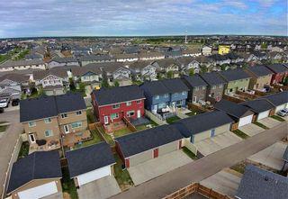 Photo 45: 1309 162 Street in Edmonton: Zone 56 House Half Duplex for sale : MLS®# E4260011