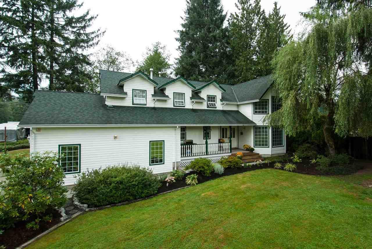 "Main Photo: 22909 132 Avenue in Maple Ridge: Silver Valley House for sale in ""GOLDEN RIDGE FARM"" : MLS®# R2003101"