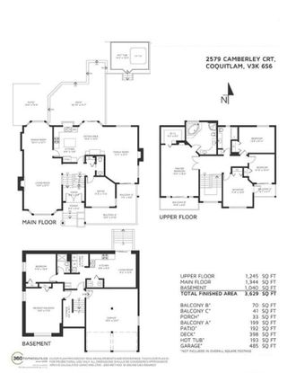 """Photo 20: 2579 CAMBERLEY Court in Coquitlam: Coquitlam East House for sale in """"DARTMOOR/RIVER HEIGHTS"""" : MLS®# R2429739"""