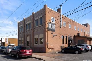 Main Photo: B 1221 Osler Street in Regina: Warehouse District Commercial for lease : MLS®# SK871998