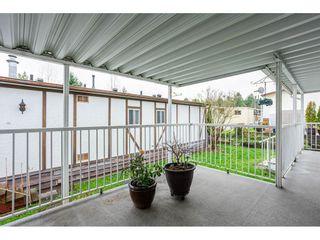"Photo 19: 32 7850 KING GEORGE Boulevard in Surrey: East Newton Manufactured Home for sale in ""Bear Creek Glen"" : MLS®# R2547682"